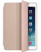 Кожаный кейс iPad Air беж