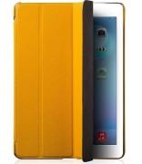 Кожаный кейс iPad Air желтый