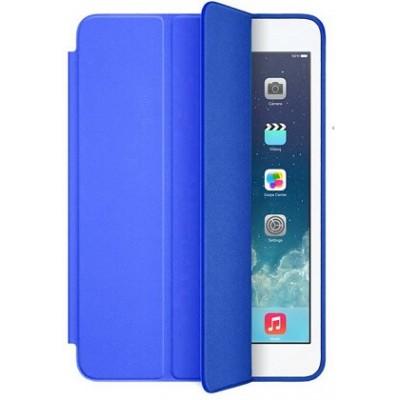 Кожаный кейс iPad Air синий