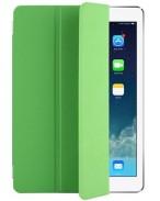 Кожаный кейс iPad Mini зеленый