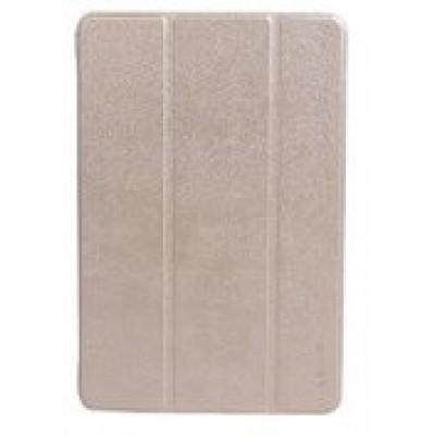 Кожаный кейс iPad Pro 12.9 беж
