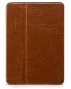 Кожаный кейс iPad Pro 12.9 коричневый
