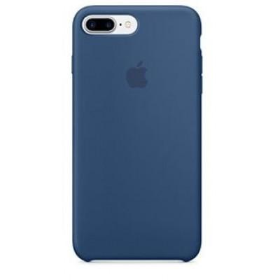 Apple Leather Case Blue