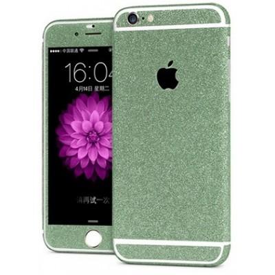 Пленка блестящая Magic iPhone 6, 6s, 6Plus, 6sPlus зеленая