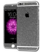 Пленка блестящая Magic iPhone 6/6s/6Plus/6sPlus серебро