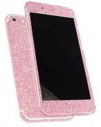 Пленка блестящая Magic iPhone 8/8Plus/7/7Plus розовая
