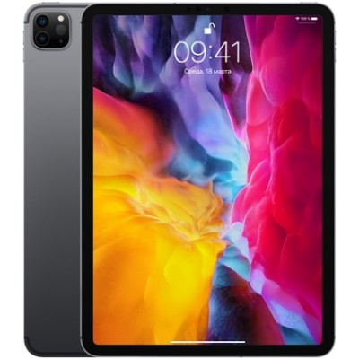 Apple iPad Pro 11 Wi‑Fi 256 Gb Space Gray (2020)