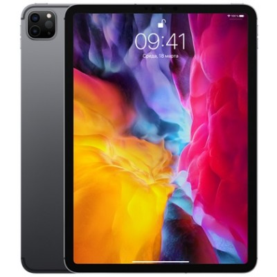 Apple iPad Pro 11 Wi‑Fi + Cellular 512 Gb Space Gray (2020)