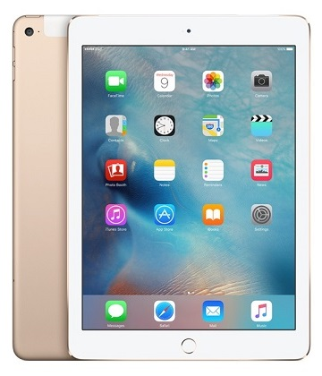 Apple iPad Air 2 Wi-Fi + Cellular 128 Gb Gold