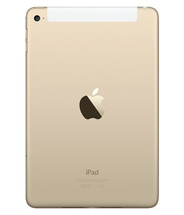 Apple iPad mini 4 Wi-Fi + Cellular 128 Gb Gold