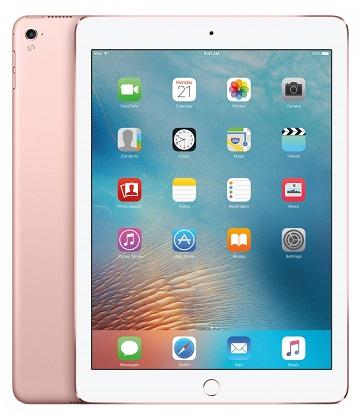 Apple iPad Pro 9.7 Wi‑Fi 32 Gb Rose Gold