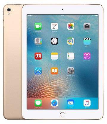 Apple iPad Pro 9.7 Wi‑Fi + Cellular 128 Gb Gold