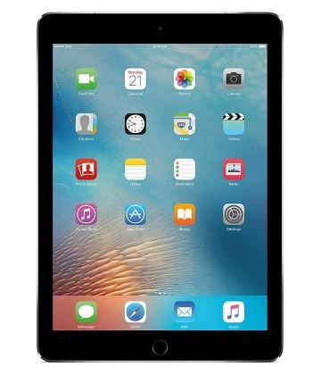 Apple iPad Pro 9.7 Wi‑Fi + Cellular 256 Gb Space Gray
