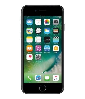 Apple iPhone 7 256 Gb Black