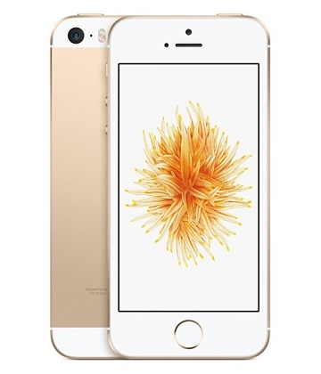 Apple iPhone SE 128 Gb Gold