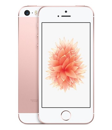 Apple iPhone SE 128 Gb Rose Gold