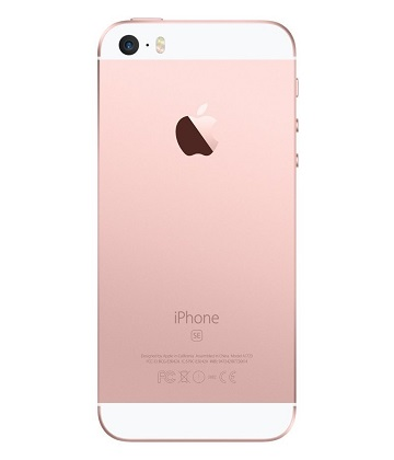 Apple iPhone SE 32 Gb Rose Gold