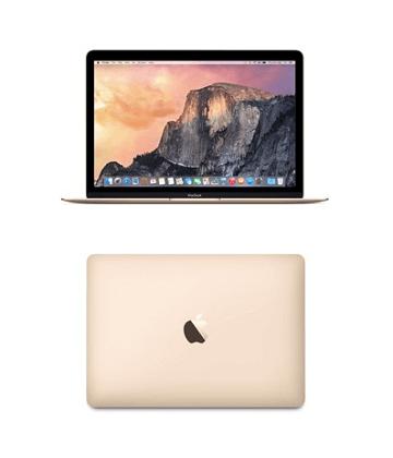 MacBook 512 Gb Gold