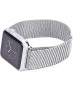 Миланский сетчатый браслет для Apple Watch 42mm Hoco Milanese Loop Silver