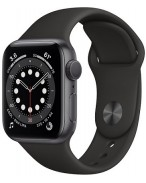 Apple Watch Series 6 44mm Space Gray / Black