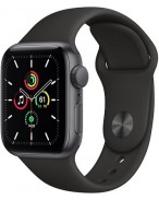 Apple Watch SE 40mm Space Gray Black
