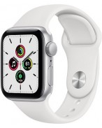 Apple Watch SE 44mm Silver White