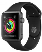 Apple Watch Series 3 42mm Space Gray/Black