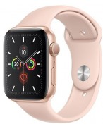 Apple Watch Series 5 44mm Gold Pink