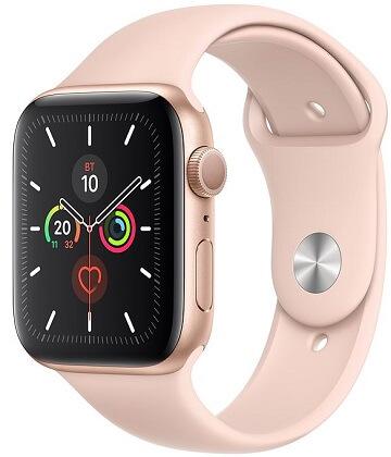 Apple Watch Series 5 44mm Gold Pink