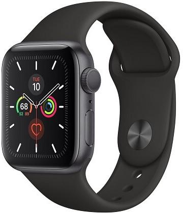 Apple Watch Series 5 44mm Space Gray Black